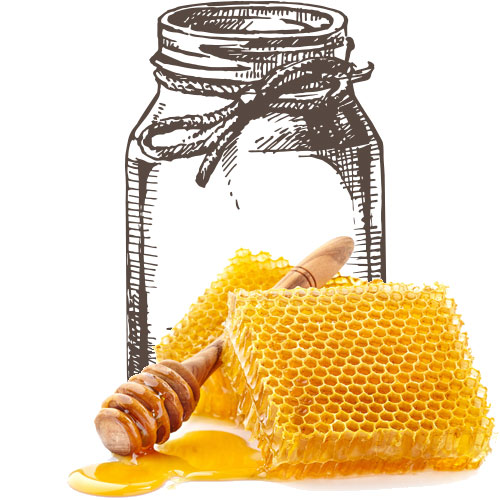 HoneyCombJar